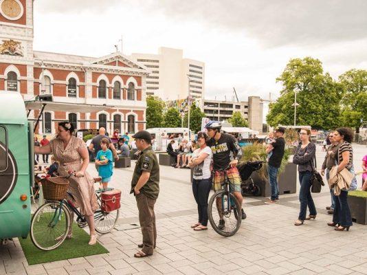 Christchurch Events
