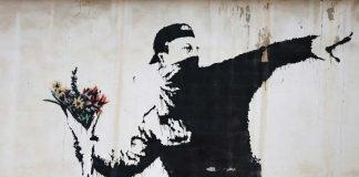 WMagazine, Banksy