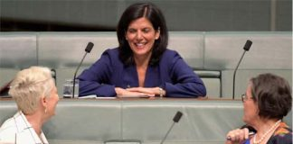 Liberal Bankruptcy – Julia Banks Walks Away